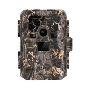TEC.BEAN 12MP 1080P HD Game and Trail Hunting Camera
