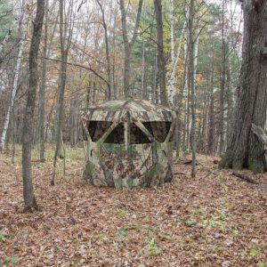Best Deer Blinds 2019 - Buyers Guide for Hunting Blinds