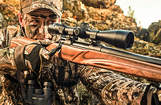 Best Rifle Scopes 2017 – Buyers Guide