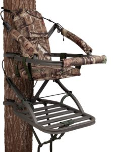 Summit Treestands Viper SD Climbing