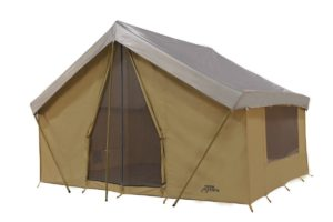 Trek Tents 245C Cotton Canvas Cabin