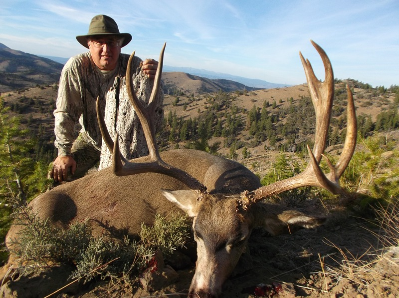 informative hunting guides in OR